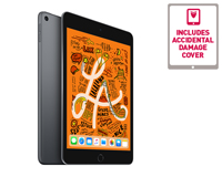 The Apple iPad Mini tablet available to lease from HardSoft.