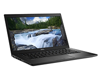 Dell Latitude E7480 PC Laptop Front View
