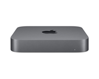 Front view of the Apple Mac Mini Apple Desktop (Feature Image)
