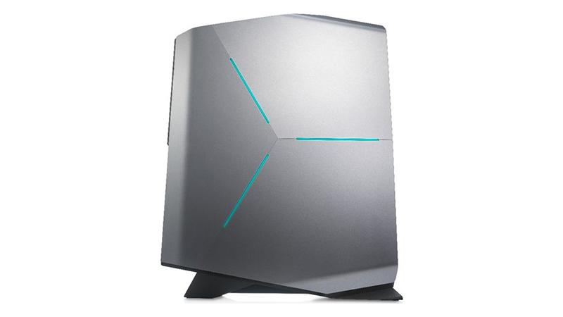 Alienware Aurora R7 SIDE-VIEW