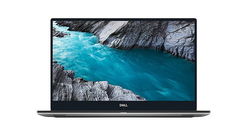 Dell XPS 15-9570 FRONT-VIEW2