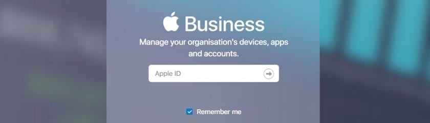 Apple Business Manager- the new name for Apple DEP | HardSoft