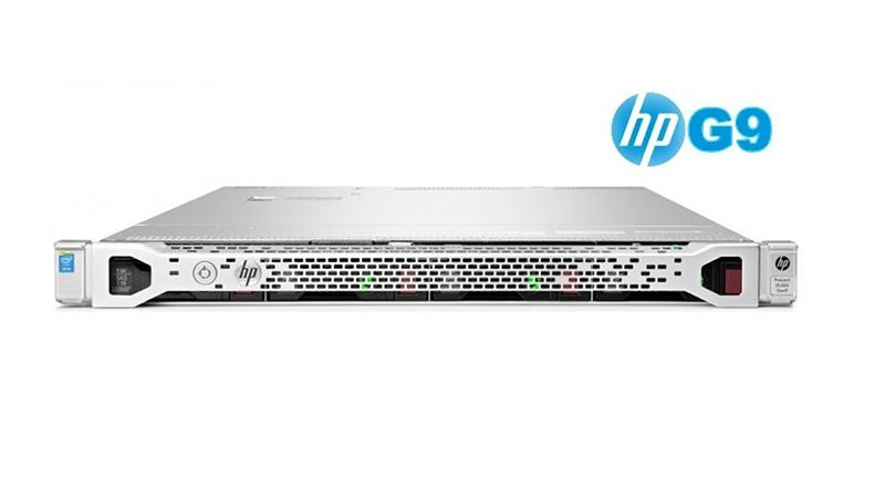 HP ProLiant DL360 Gen9 1U Rack Server