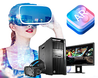 VR & AR imagery to showcase our specialised range