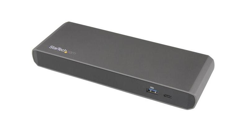 StarTech Dual 4K Monitor Thunderbolt 3 Dock