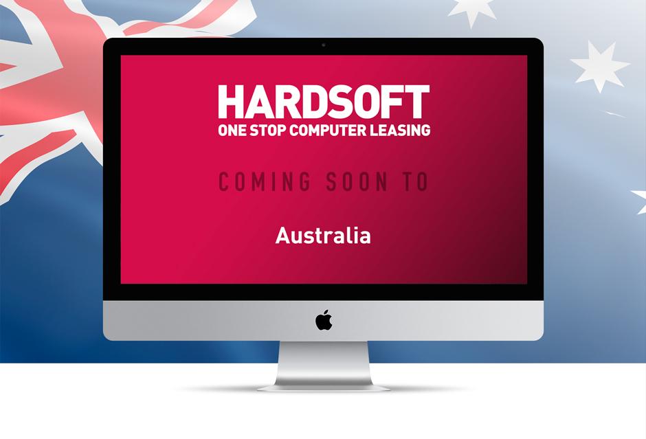 HardSoft Australia. Coming 2019 with iMac