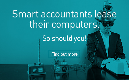 Smart Accountants Lease Their Computers. So Should You! Find Out More