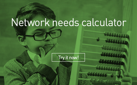 Network Needs Calculator: Try It Now!