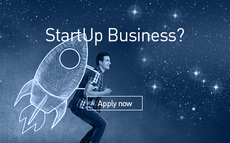 StartUp Business? Apply Now