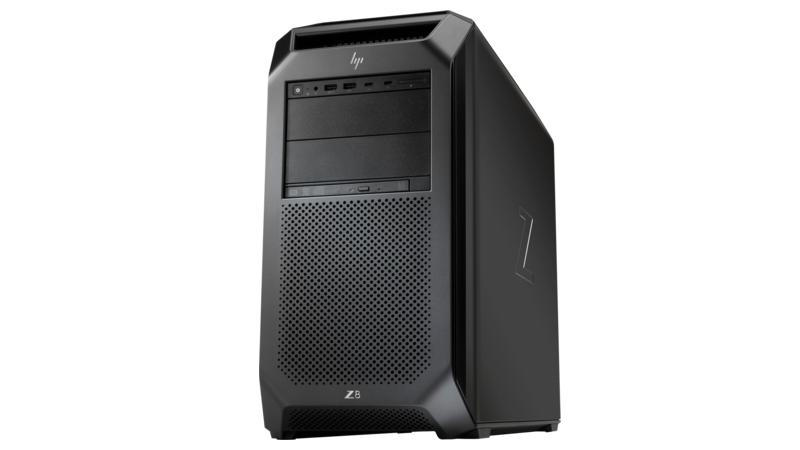 HP Z8 PC Workstation Desktop