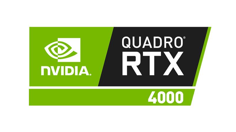 Nvidia Quadro RTX 4000 Logo