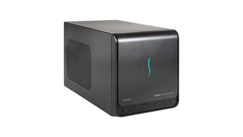 Sonnet eGFX Breakaway Box -550watt- with Geforce GTX 1070 -8GB