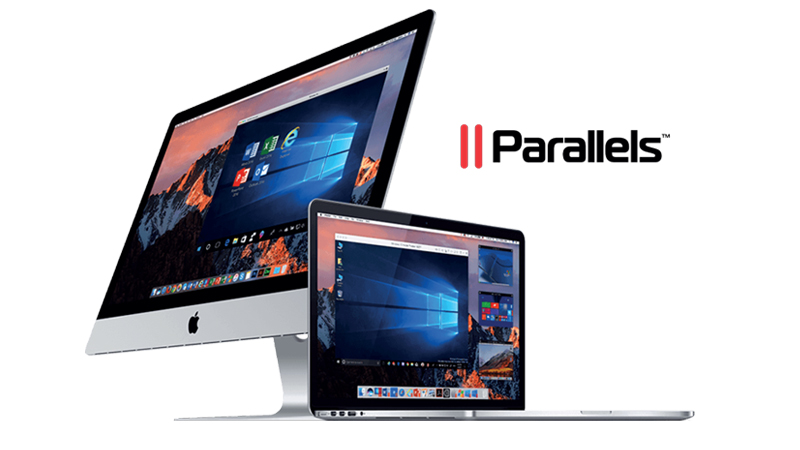 Parallels software for Mac available to lease from HardSoft.