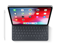 "The iPad Pro 11"" Bundle available to lease from HardSoft"