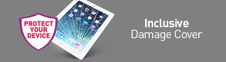 iPad Protect Your Device with Inclusive Damage Cover