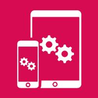Vector image, Ipad & Iphone