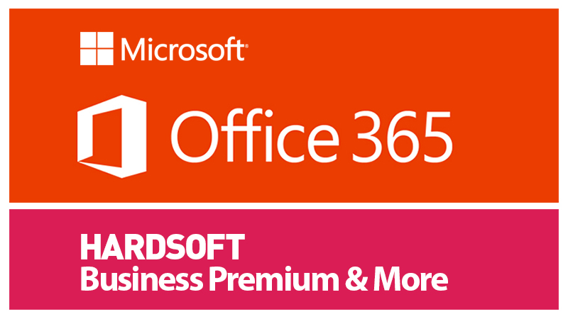 Office 365 Business Premium & More Subscription by HardSoft