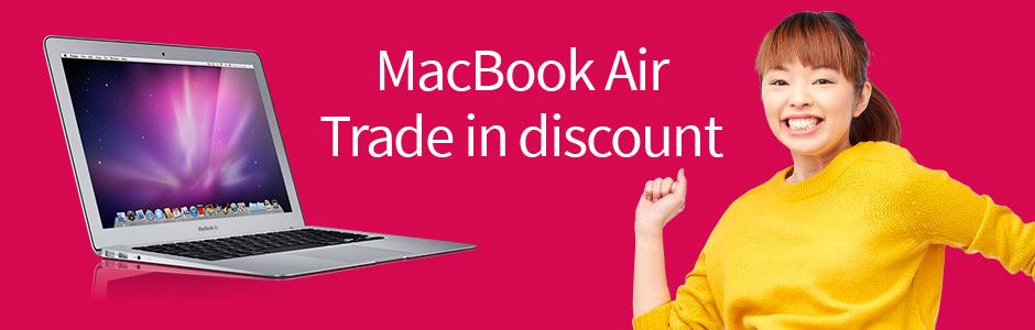 Woman in yellow & MacBook Air