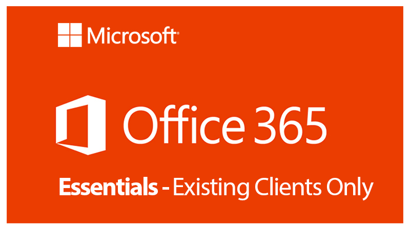Office 365 Essentials available from HardSoft