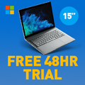 Want to trial the ground-breaking Surface Book 2? Why not try one for free. Click here for more information!