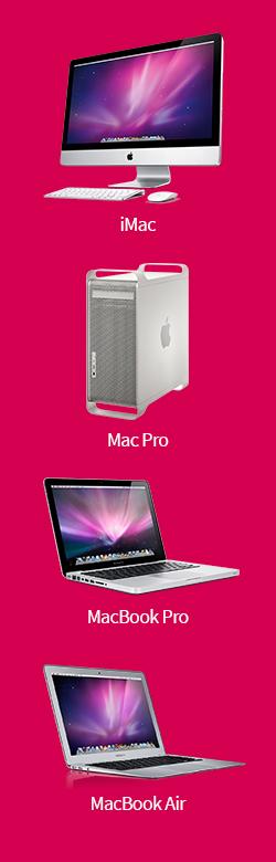 Mac Trade in: iMac, Mac Pro, MacBook Pro & MacBook Air