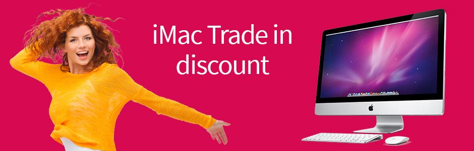 Woman in yellow & iMac