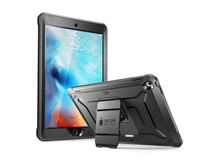 iPad Secured in Black i-Blason Carry Case