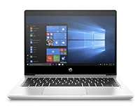 HP ProBook 430 Front and Side View
