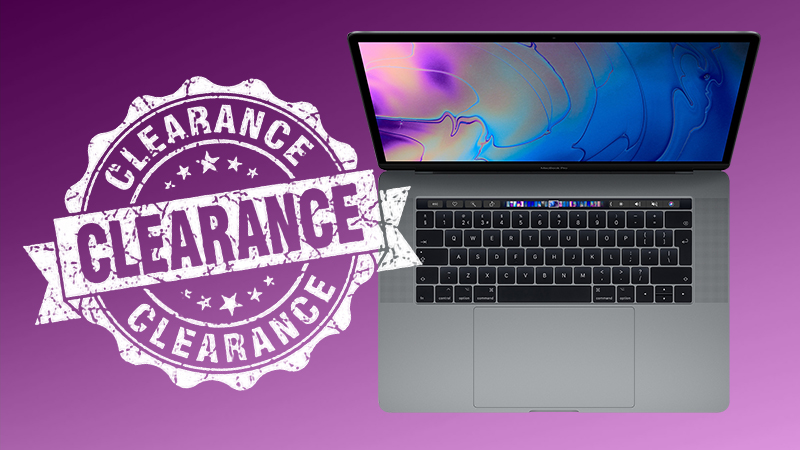 Clearance MacBook Pro