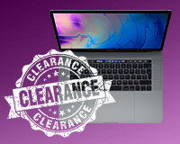 Clearance MacBook Pro