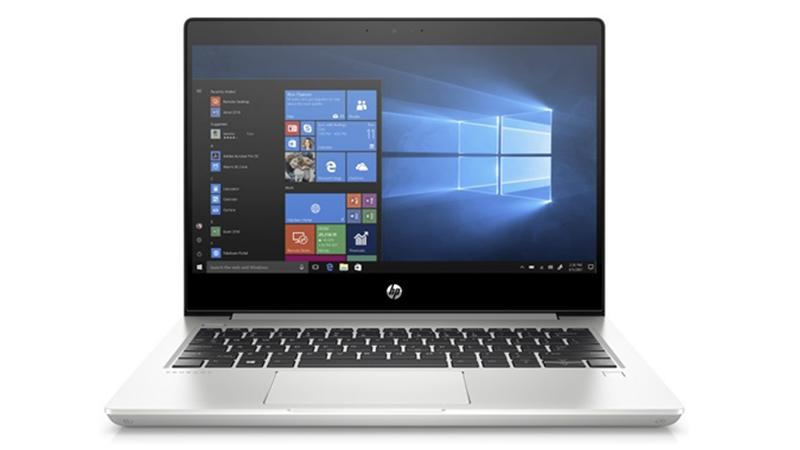 HP ProBook 430 G5 FRONT-VIEW, open