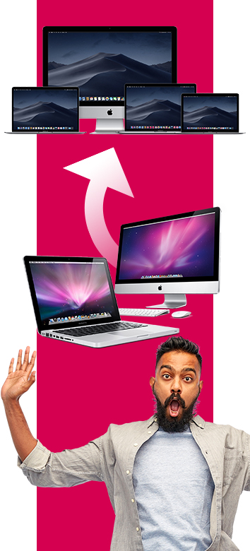 Mac Trade in your: iMac, Mac Pro, MacBook Pro & MacBook Air
