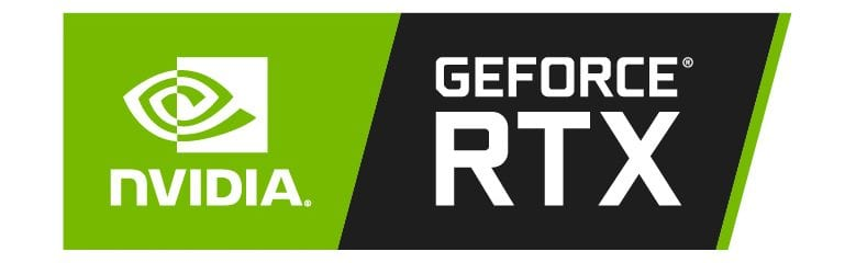Nvidia GeForce RTX banner