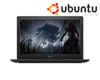 The Dell G3 gaming laptop delivers top of the range performance pre-configured with Ubuntu Linux O/S