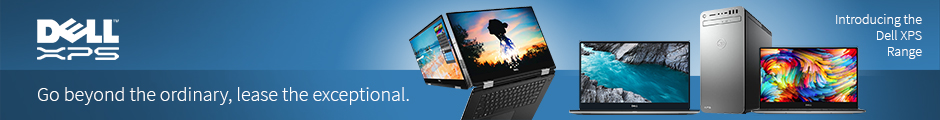 Go beyond the ordinary, lease the exceptional. The entire XPS range is available to lease from HardSoft