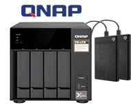 NAS Small Business Server QNAP TS-4738G