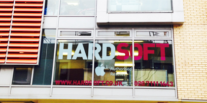 HardSoft Wenlock Office Photo