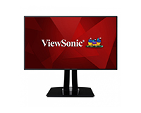 "Front view of the ViewSonic 32"" 4K Display"