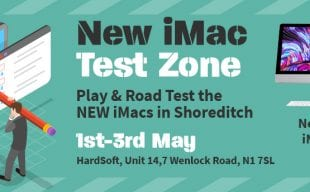 HardSoft iMac Test Zone May 2019