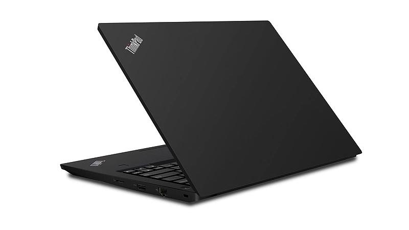 The Lenovo ThinkPad E590 Rear View