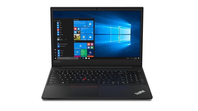 Lenovo ThinkPad E590 Front View