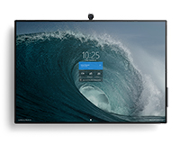 Surface Hub 2S Front View