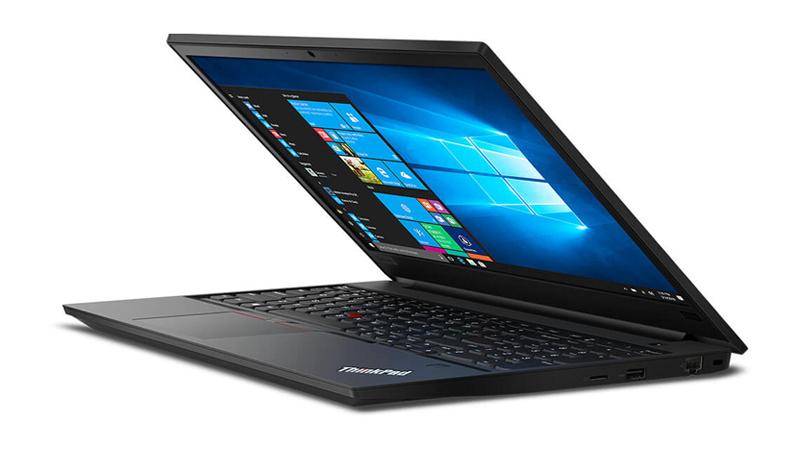 Lenovo ThinkPad E590 Side View