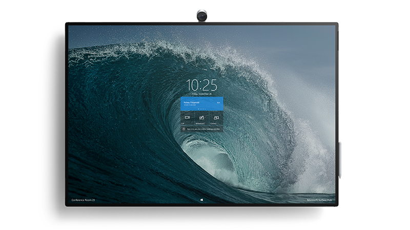 Surface Hub 2SFront View