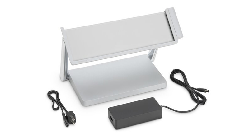 Everything you need comes ready to go with the Kensington SD7000 Surface Pro Dock including charge cables.