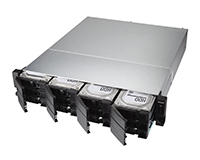 QNAP machine