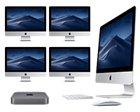Apple iMac Networks available to lease & install from HardSoft