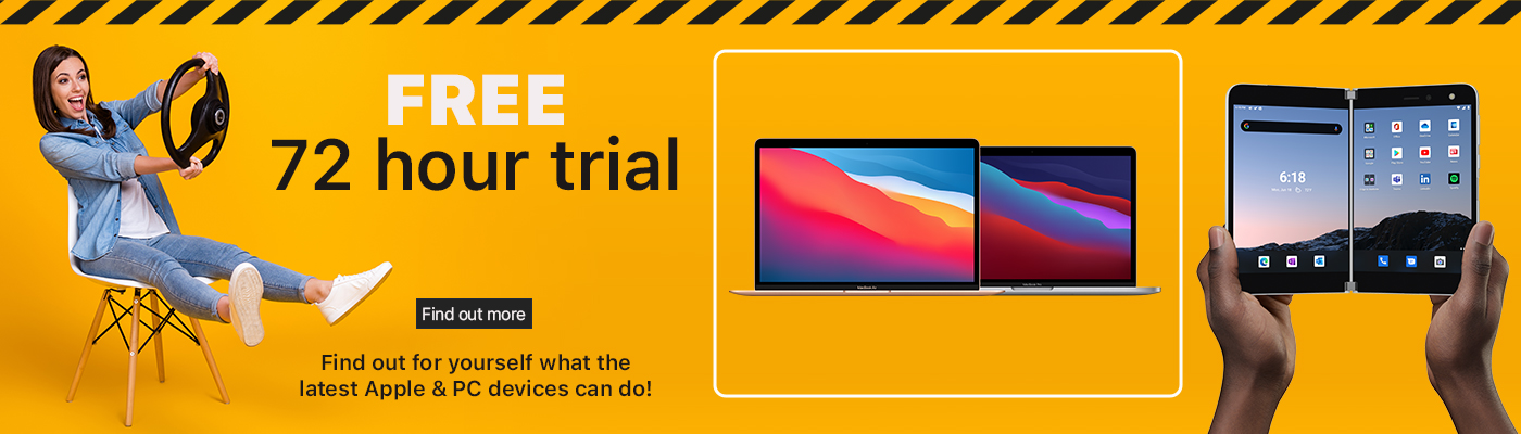 Free Trial of PC and Apple Mac devices