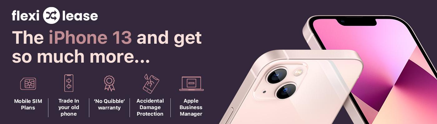 apple iPhone 13 leasing