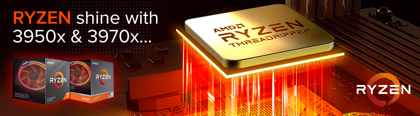AMD Ryzen threadrippper 3 is now available to lease with HardSoft
